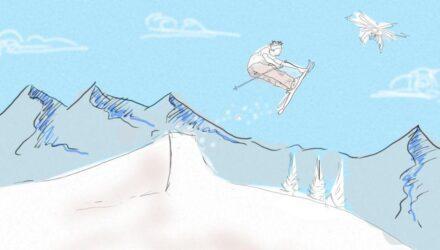 Comment filmer du ski avec un drone - Équipements