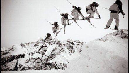 Différence entre ski freestyle et ski freeride - Wiki