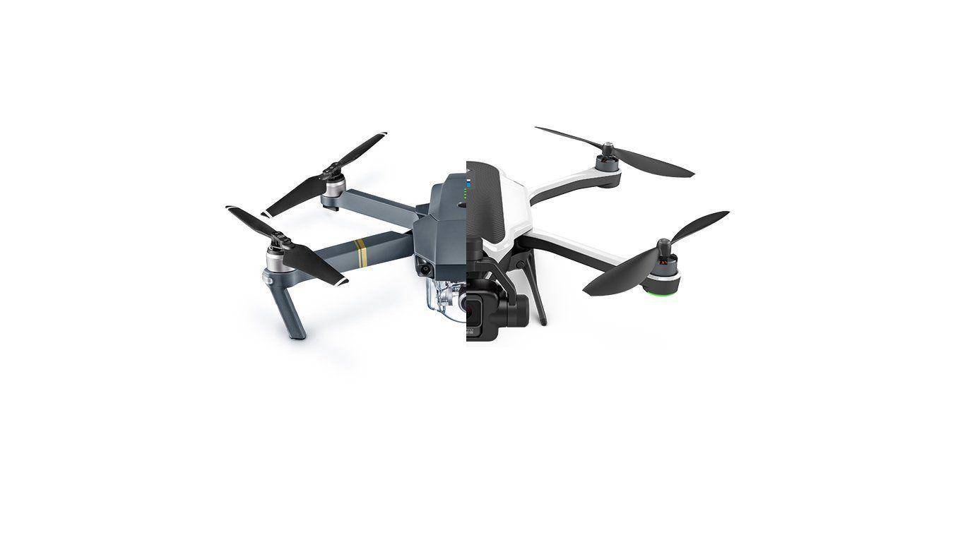Drone Karma vs DJI Mavic : Quel drone choisir ?