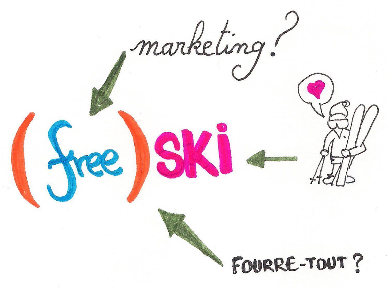 Qu'est-ce que le freeski ?