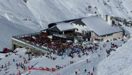 Skier à Cauterets, Pyrénées - Destinations