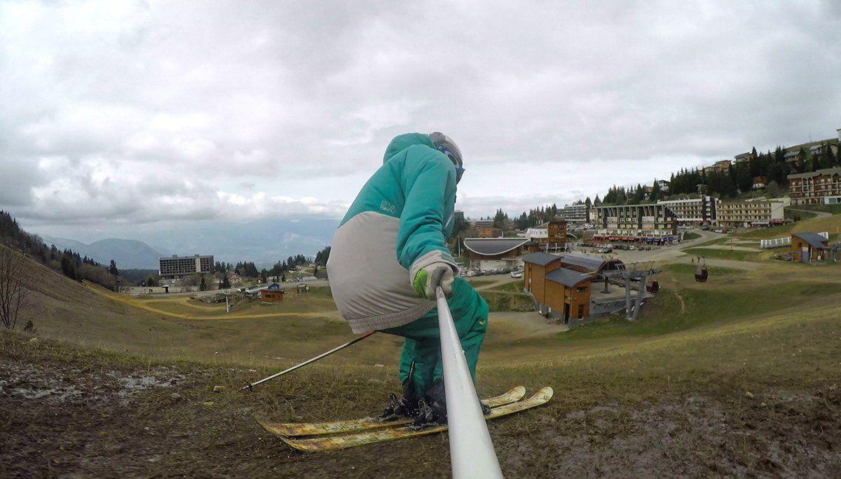 Top 5 – Comment skier sans neige ?
