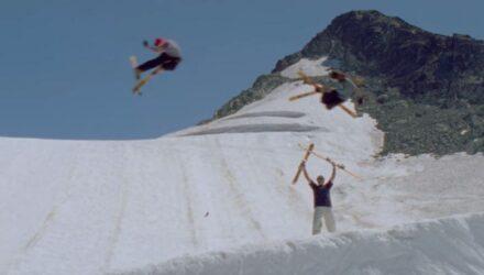 Le TenEighty, ski emblématique de Salomon - Industrie