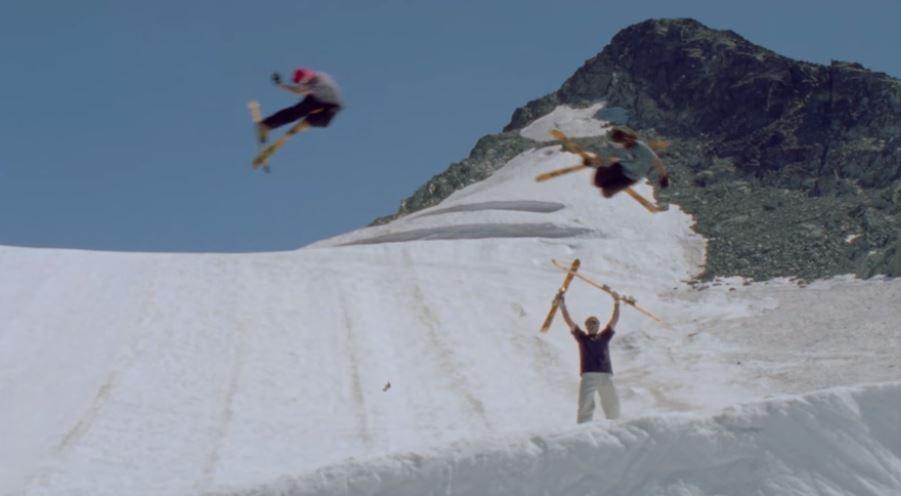 Le TenEighty, ski emblématique de Salomon