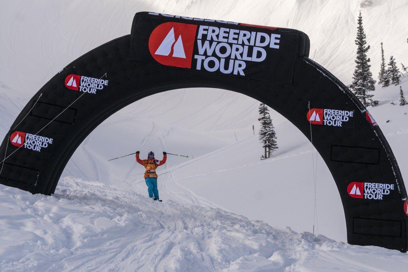 freeride world tour