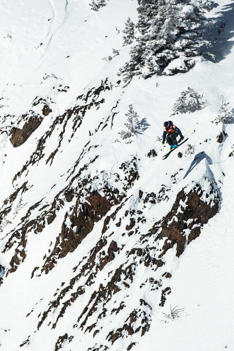 Le Freeride World Tour : la compétition de ski freeride