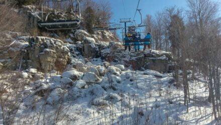 Skier en Ontario - Destinations