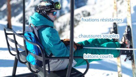 Équipement pour le ski freestyle - Équipements
