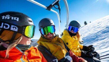 Les meilleurs casques de ski en 2021 - Équipement