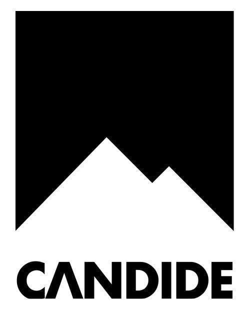 Logo marque Candide Collection par Candide Thovex