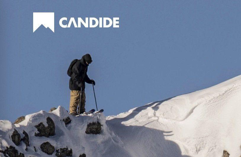 Candide Thovex lance sa marque de vêtements de ski