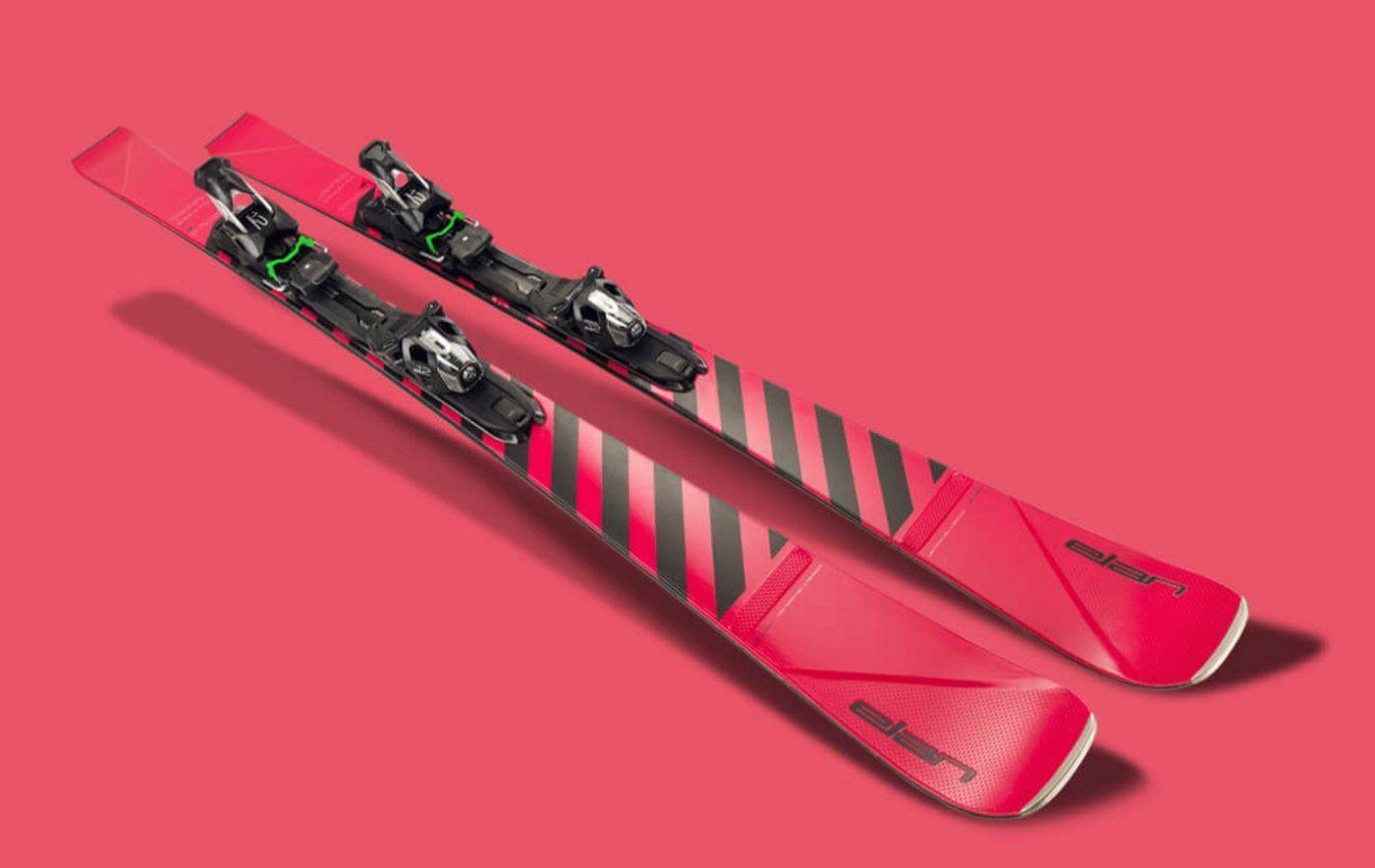 skis pliants Elan Voyager