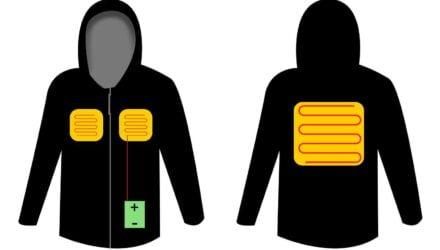 Les meilleures vestes chauffantes - Équipement