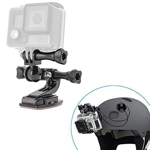 Comment faire tenir une caméra sur un casque