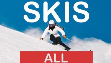 Les meilleurs skis all mountain 2022 - Équipement