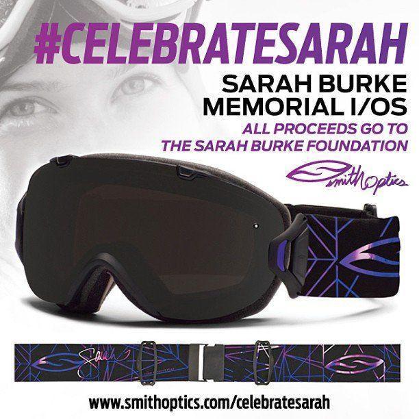 Le masque Smith en mémoire de Sarah Burke