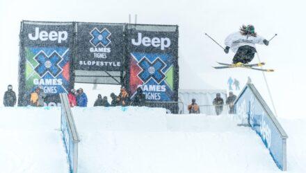 Résultats slopestyle X Games Tignes - Actualités