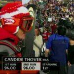 Candide Thovex Pipe 2003 X Games
