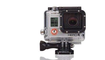 GoPro HD 4 encore plus forte ! - Équipements