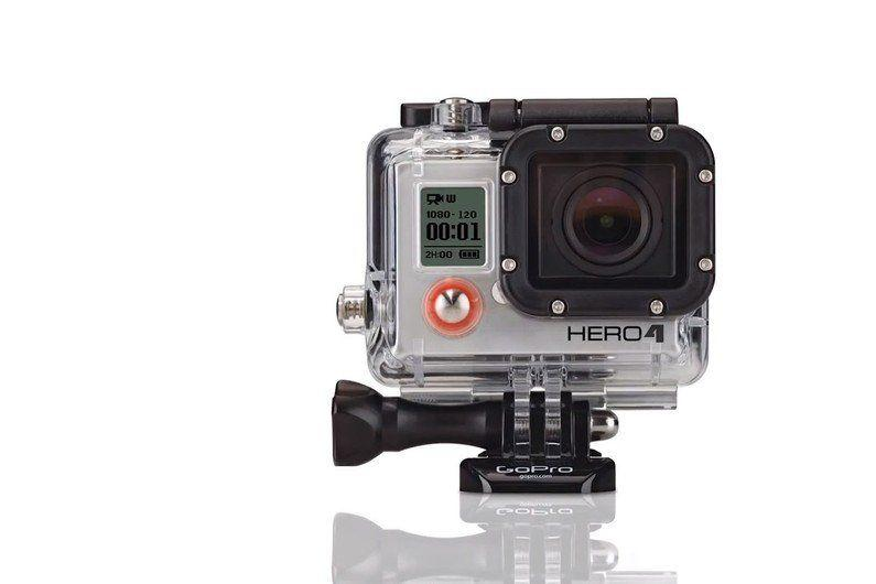 GoPro HD 4 encore plus forte !
