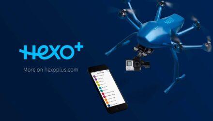Hexo+ : Un drone autonome pour rider et filmer tout seul ! - Équipements
