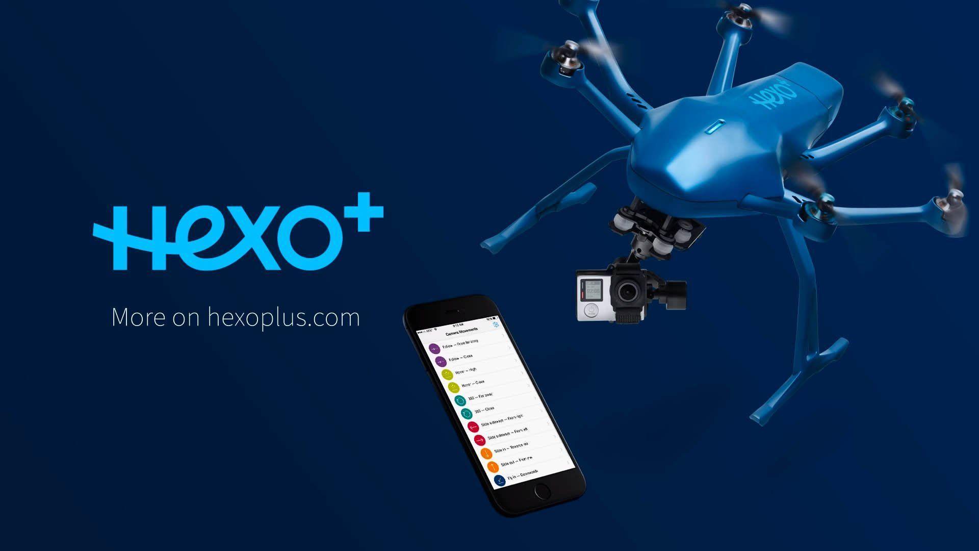 hexo-plus-drone